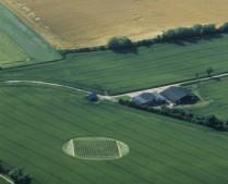 East Kennett, Wiltshire   12th July 2000   Wheat L 35mm