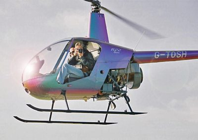 Robinson 22 Helicopter