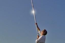 The Pole Shot