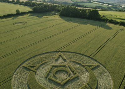 Rollright Stones, Oxfordshire | 15th July 2015 | Wheat L