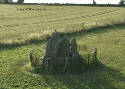 Whispering Knights, Rollright Stones, Oxfordshire | WK