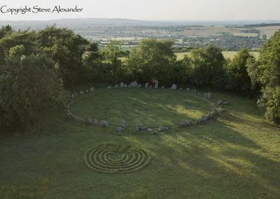 Rollright Stones, Oxfordshire | 15th July 2015 | ST