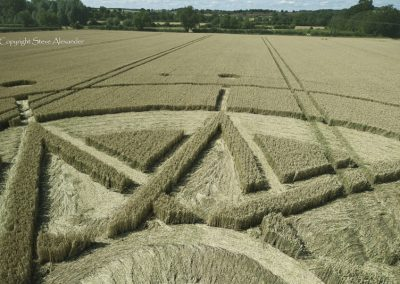 Haselor, Warwickshire | 19th June 2015 | Wheat CL3