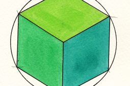 Hexagonal geometry and the Isometric Cube