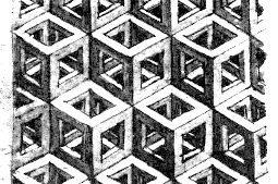 Cubes - by Leonardo Da Vinci