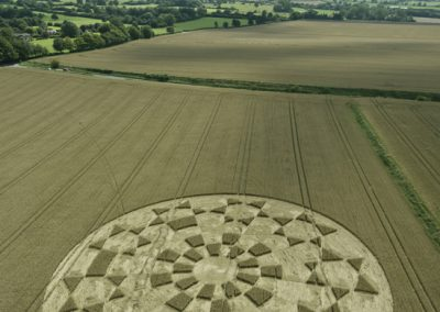 Etchilhampton 2, nr Devizes, Wiltshire | 19th August 2015 | Wheat L