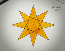 Haselor 2015: the outline of the central star