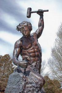 self-made-man-sculpture