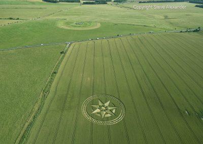 Stonehenge, Wilts | 7th July 2016 | Wheat L3