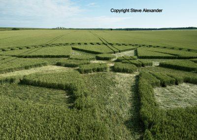 Stonehenge, Wilts | 7th July 2016 | Wheat Low6