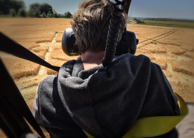 View from the Back Seat   Badbury Rings 2017   3   - Image K. Alexander