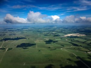 View from the Back Seat - Salisbury Plain - Image by K. Alexander