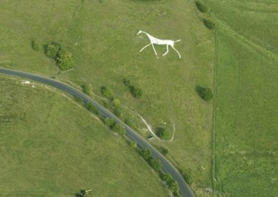 Hackpen Hill White Horse 2017