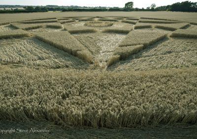 The Rollright Stones, Oxon   5th August 2017   Wheat   Low