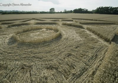The Rollright Stones, Oxon   5th August 2017   Wheat   Low5