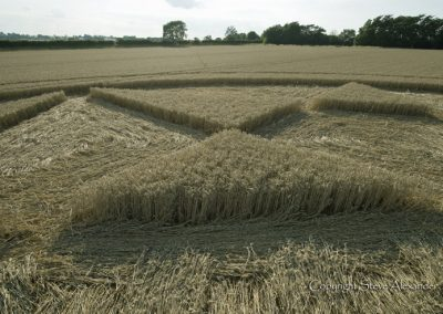 The Rollright Stones, Oxon   5th August 2017   Wheat   Low6