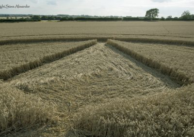 The Rollright Stones, Oxon   5th August 2017   Wheat   Low7