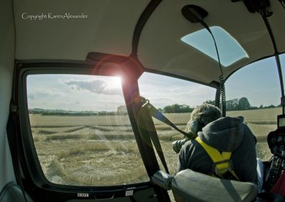 View from the Back Seat   Rollright Stones 2017-3