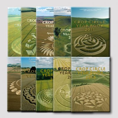 Crop Circle Year Books