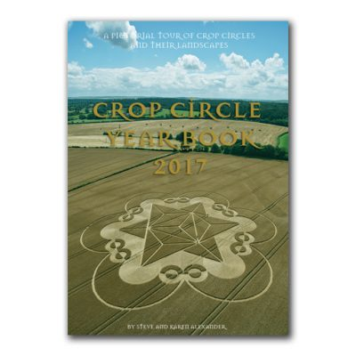 Our Latest Crop Circle Year book - our 19th!