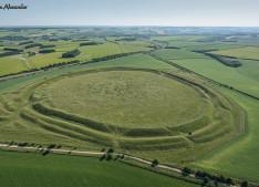 Yarn bury Castle, Wilts |24th June 2018 | YC