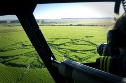 View form the Back Seat | Winterbourne Stoke Down | Image K. Alexander