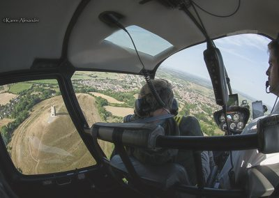 View from the Back Seat | Glastonbury Tor | 20th July 2018 | GTBV