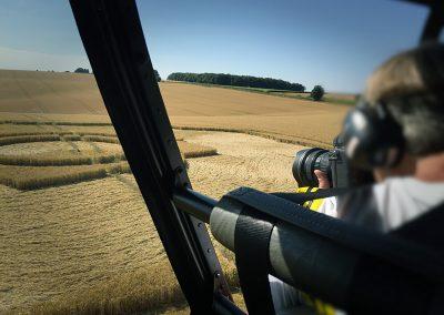 View from the back seat | Longwood Warren 2018 - 1 | Image K. Alexander