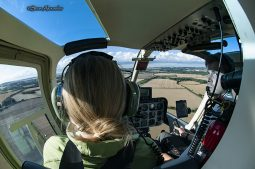 Karen in Jet Ranger | 10th Aug 2018 | JRF