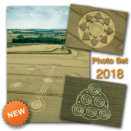 Crop Circle Photo Sets
