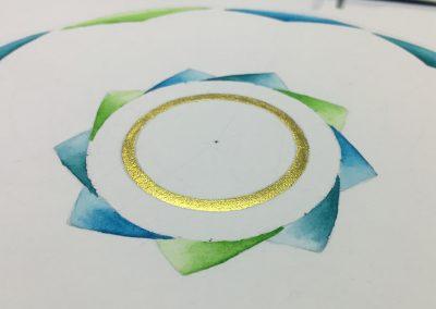 Longwood Warren 2018 | A golden ring at the centre | Image Karen Alexander