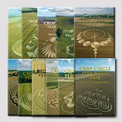 Crop Circle Year Books
