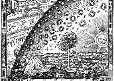 Flammarion Wood Engraving