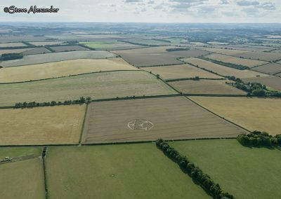 Barton Stacey, Hants | 28th July 2019 | Wheat | LH3