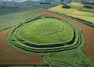 Yarnbury Castle Hillfort, Wilts | 3rd July 2019 | YCHF