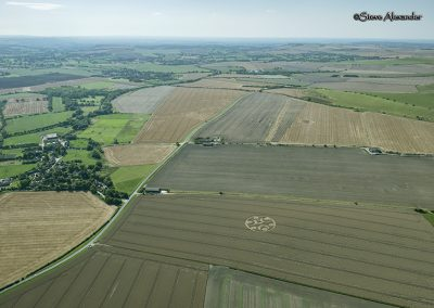 Stanton St Bernard, Wilts | 24th August 2019 | Wheat | L4