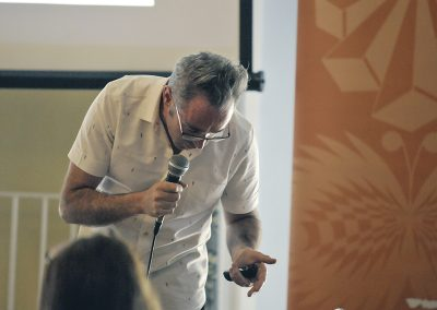 Conference 2019 | Geoff Fitzpatrick squares the circle.