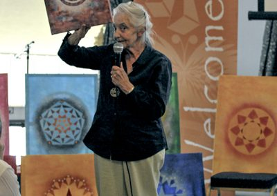 Conference 2019 | Anthroposophy, Crop Circles & Art - Ann Groh
