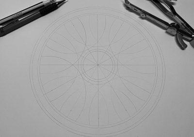 Burderop Down, Wilts 2020 | Underpinning Geometry | by Karen Alexander