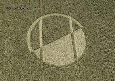 Chirton Bottom,  Chirton, Wilts |  5th Sept 2020 | Wheat | OH3