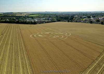 Roundway, Wilts | 13th September 2020 | Wheat | L2