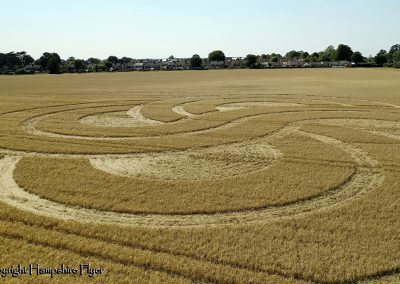 Roundway, Wilts | 13th September 2020 | Wheat | Low