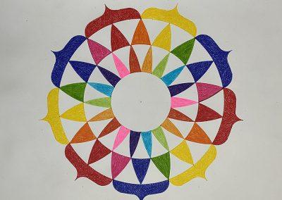 Mandala by Darren 2021