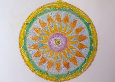 Mandala by Helen 2021