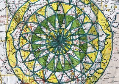 Mandala by Joanna 2021