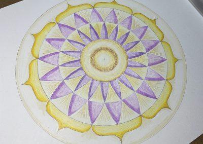 Mandala by Karen 2021