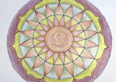 Mandala by Lili 2021