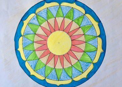 Mandala by Meryl 2021