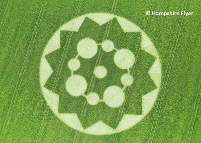 Crawley Down, Hants | 8th June 2021 | Barley | 200ft Approx | OH
