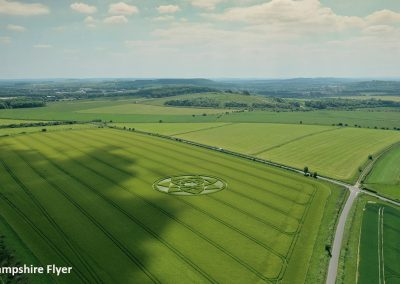 Ludgershall, Wilts | 14th June 2021 | Barley | L2